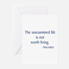 Socrates Greeting Cards (Pk of 10)