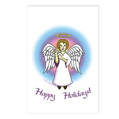 Holiday Angel Postcards (Package of 8)