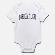 Barnegat Light New Jersey NJ Black Infant Bodysuit