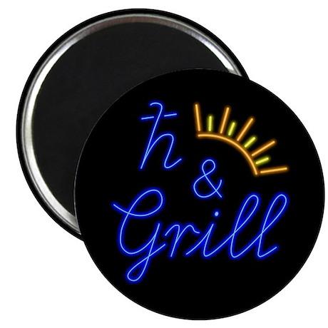 H-Bar & Grill Magnet