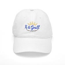H-Bar & Grill Baseball Cap