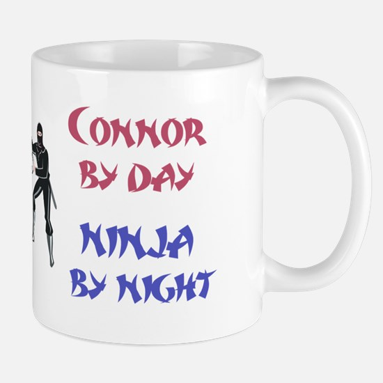 Connor - Ninja by Night Mug
