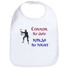 Connor - Ninja by Night Bib