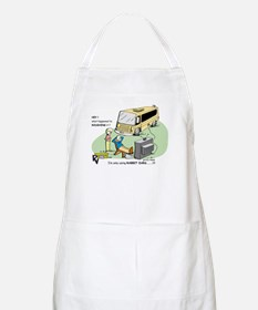 Roughing It BBQ Apron