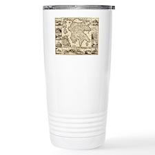 Ancient Greece Map Travel Mug