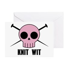 Knit Wit Greeting Cards (Pk of 10)