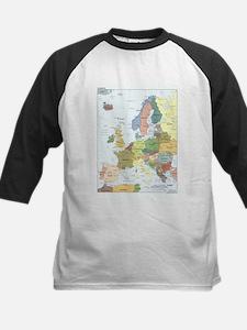Europe Map Tee