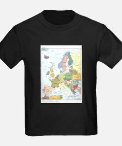 Europe Map T