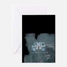 SMC Self-Titled Album Cover Greeting Card