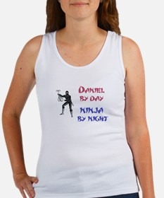 Daniel - Ninja by Night Women's Tank Top