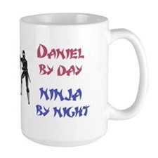 Daniel - Ninja by Night Mug