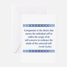 Toynbee Greeting Cards (Pk of 10)