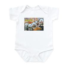 Provo Utah UT Infant Bodysuit