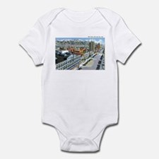 Salt Lake City Utah UT Infant Bodysuit