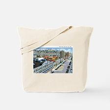 Salt Lake City Utah UT Tote Bag