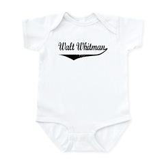 Walt Whitman Infant Bodysuit