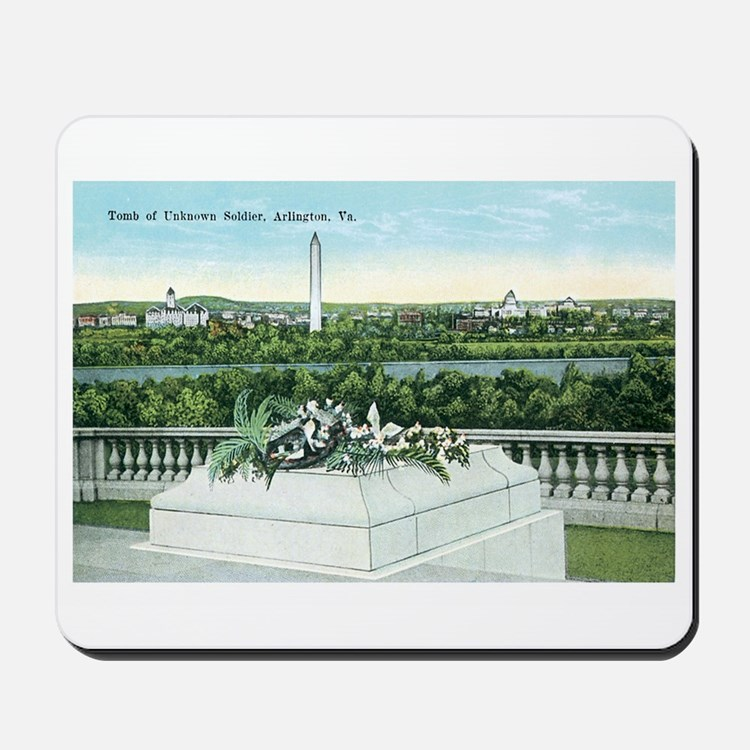 Arlington VA Mousepad