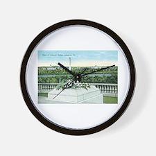 Arlington VA Wall Clock