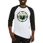 XmasMusic1/Dachshund #17 Baseball Jersey