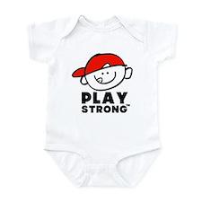 Kid Play Strong Infant Bodysuit