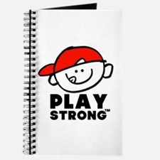 Kid Play Strong Journal