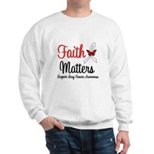 Lung Cancer Faith Matters Jumper