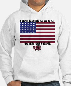 Cool Keep my marine safe Hoodie