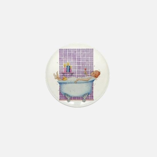 Bathtub Joy Mini Button