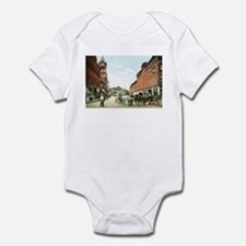 Bellows Falls VT Infant Bodysuit
