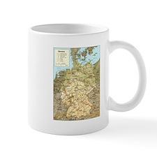 Germany Map Mug