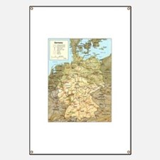 Germany Map Banner