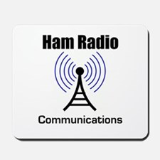 Ham Radio Communications Mousepad