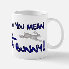 a.d.d. bunny * Mug