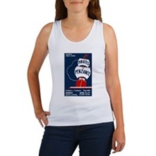 Pirates of Penzance Women's Tank Top