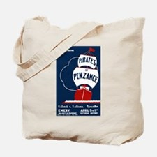 Pirates of Penzance Tote Bag