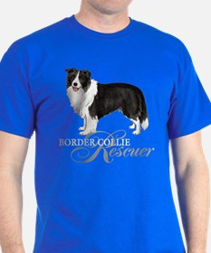Border Collie Rescue T-Shirt
