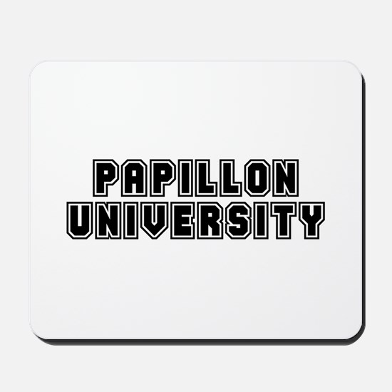 University Mousepad