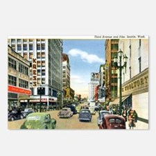Seattle Washington WA Postcards (Package of 8)