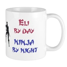 Eli - Ninja by Night Mug