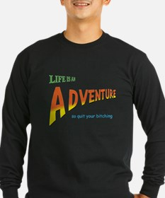 Life Is An Adventure T