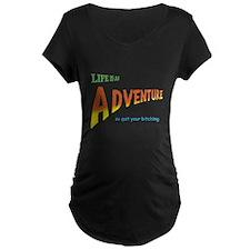Life Is An Adventure T-Shirt