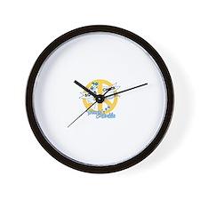San Dimas WOMEN'S ENSEMBLE Wall Clock