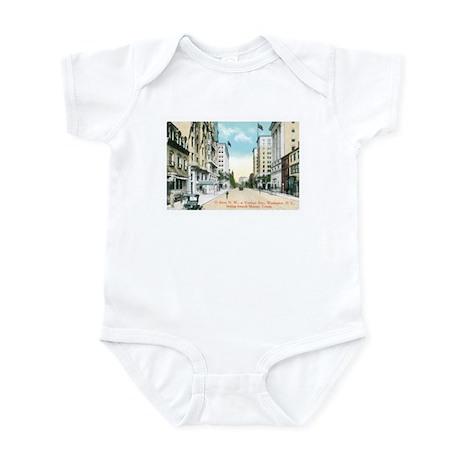 Washington D.C. Infant Bodysuit
