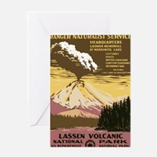 Lassen Park Greeting Card