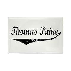 Thomas Paine Rectangle Magnet