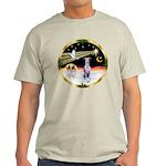 Wisemen/Whippet #8 Light T-Shirt