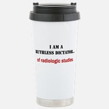 Ruthless Dictator Travel Mug