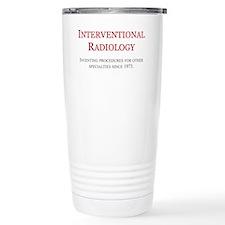 Interventional Radiology Stainless Steel Travel Mu