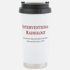 Interventional Radiology Travel Mug
