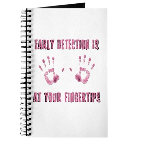 Early Detection is at Your Fingertips Journal